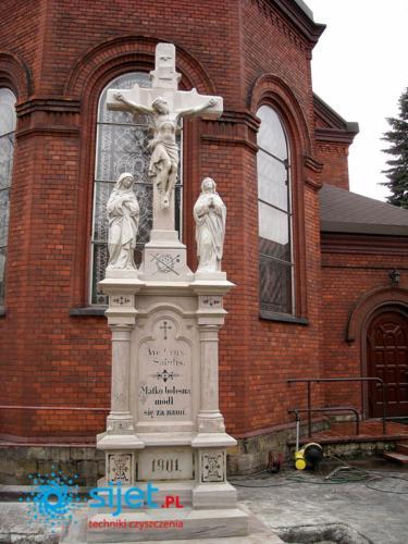 Renowacja pomnika